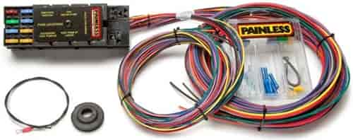 764 50001 painless performance products 50001 10 circuit extreme condition painless wiring harness rebate at creativeand.co
