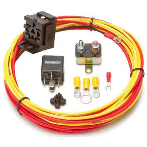Painless performance products 50102 fuel pump relay kit 30 amp painless performance products 50102 consider jegs branded asfbconference2016 Images