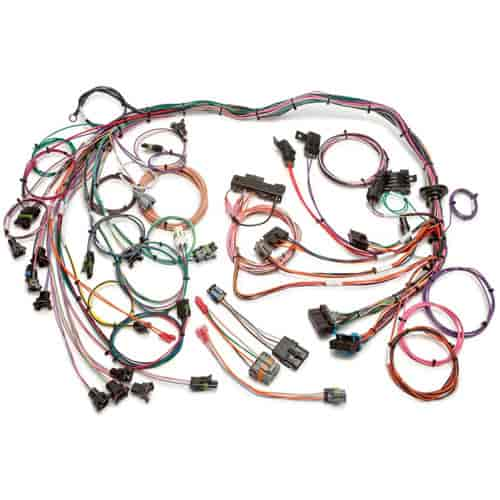 Painless Performance Products 60202 - Painless GM Fuel Injection Wiring Harnesses