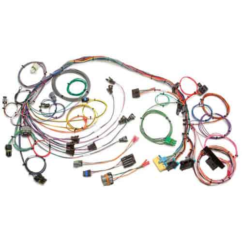 Painless Performance Products 60103 - Painless GM Fuel Injection Wiring Harnesses