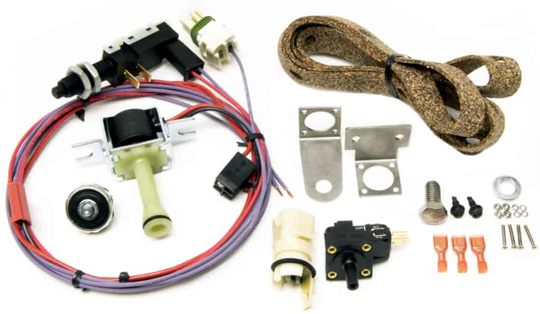 Painless Performance Products 60109 - Painless Transmission Torque Converter Lock-Up Kit