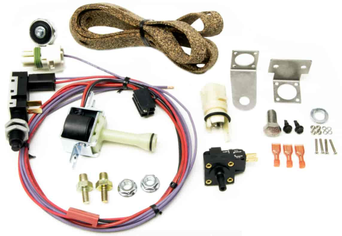 Painless Performance Products 60110 - Painless Transmission Torque Converter Lock-Up Kit