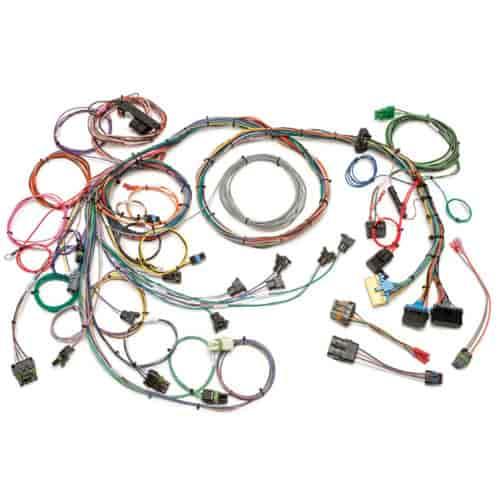 Painless Performance Products 60203 - Painless GM Fuel Injection Wiring Harnesses