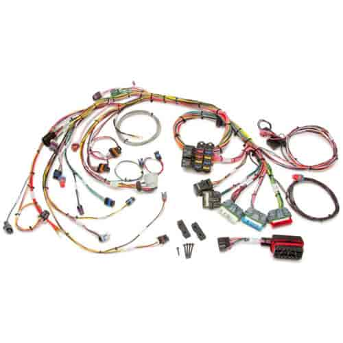 Painless Performance Products 60213 - Painless Custom Wiring Harness
