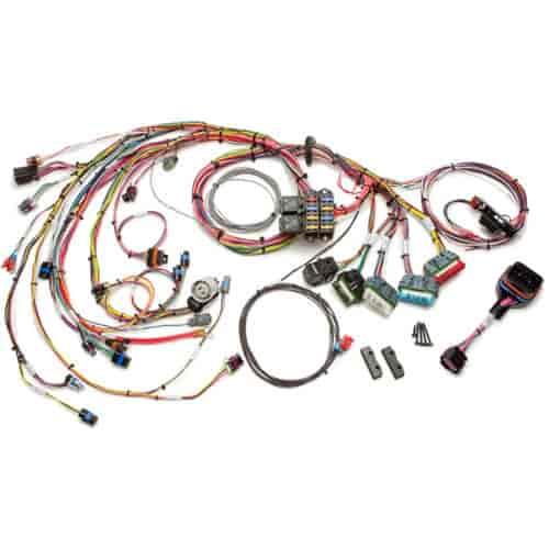 painless performance products 60214 efi wiring harness 1996 99 gm painless performance products 60214