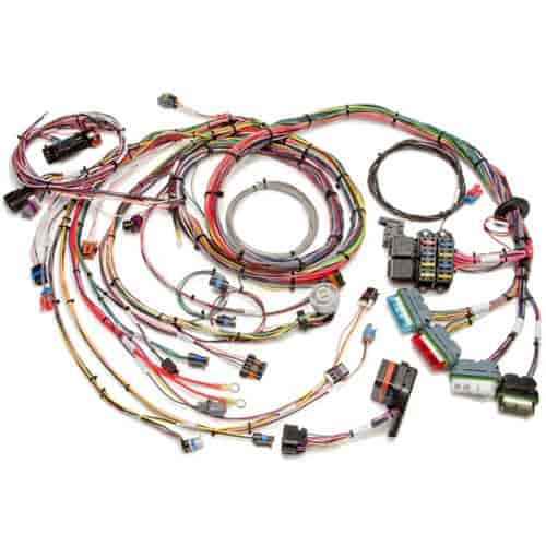 Painless Performance Products 60215 - Painless Custom Wiring Harness