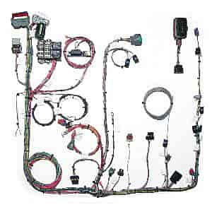 Painless Performance Products 60216 - Painless GM Fuel Injection Wiring Harnesses