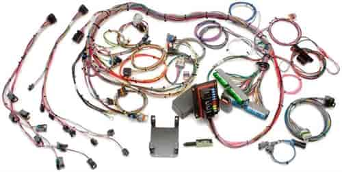 painless performance products 60221 efi wiring harness 2003 06 gm 4 8 5 3 6 0l ebay