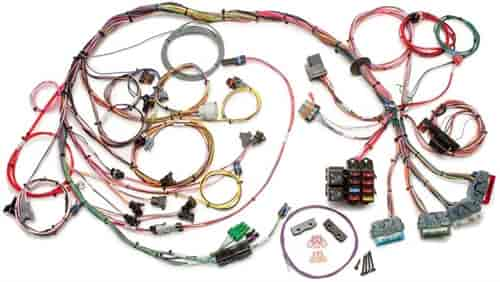 764 60502 painless performance products 60502 efi wiring harness 1992 97 gm Wire Spool Rack at bayanpartner.co