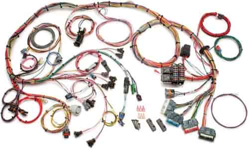 painless performance products 60505 efi wiring harness 1992 97 gm efi wiring harness 1992 97 gm lt1 painless performance products 60505