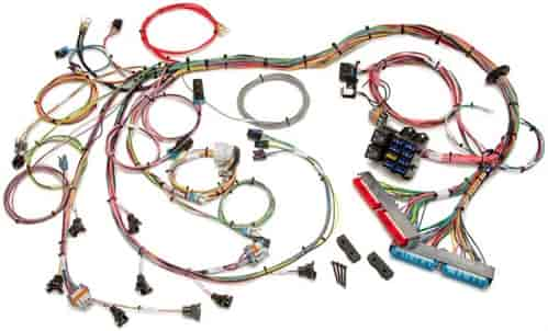 painless 60510 wiring pinout diagram search for wiring diagrams u2022 rh idijournal com Painless Wiring Diagram 1978 Bronco Wiring Harness Diagram