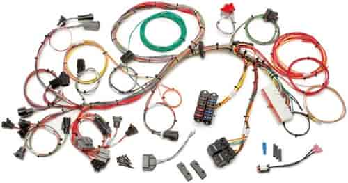 764 60510 painless performance products 60510 efi wiring harness 1986 95 Wiring Harness Diagram at gsmx.co
