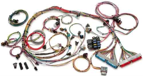 Painless performance products efi wiring harness