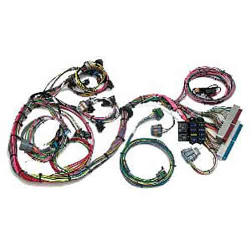 Painless Performance Products 60523 - Painless GM Fuel Injection Wiring Harnesses