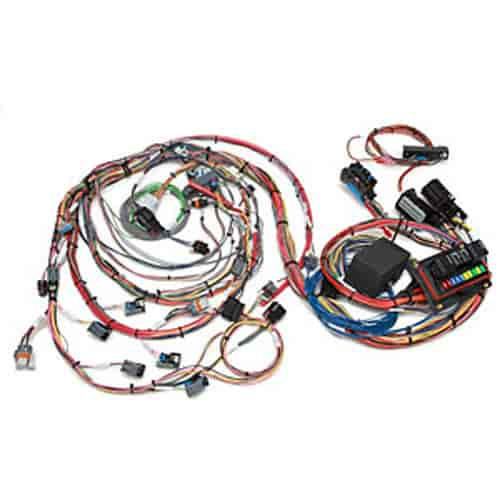 Painless Performance Products 60526 - Painless GM Fuel Injection Wiring Harnesses