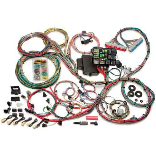 painless wiring harness ls1 painless image wiring painless performance products 60608 integrated efi chassis on painless wiring harness ls1