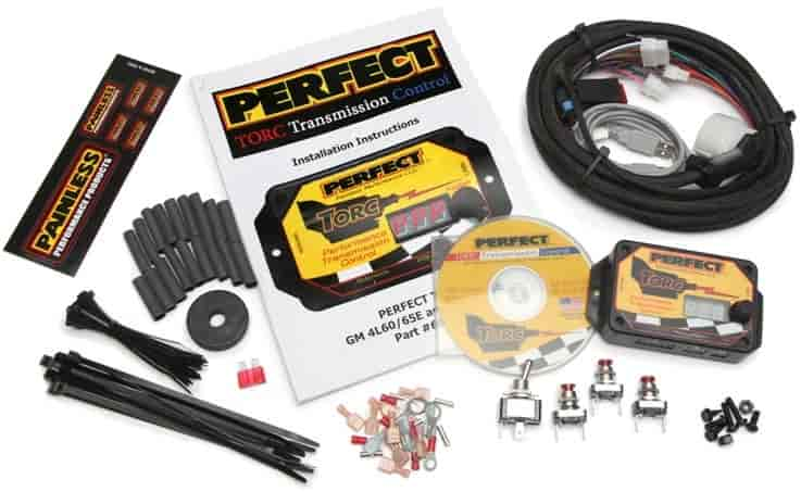 Painless Performance Products 66501 - Painless Perfect Torc Transmission Controller