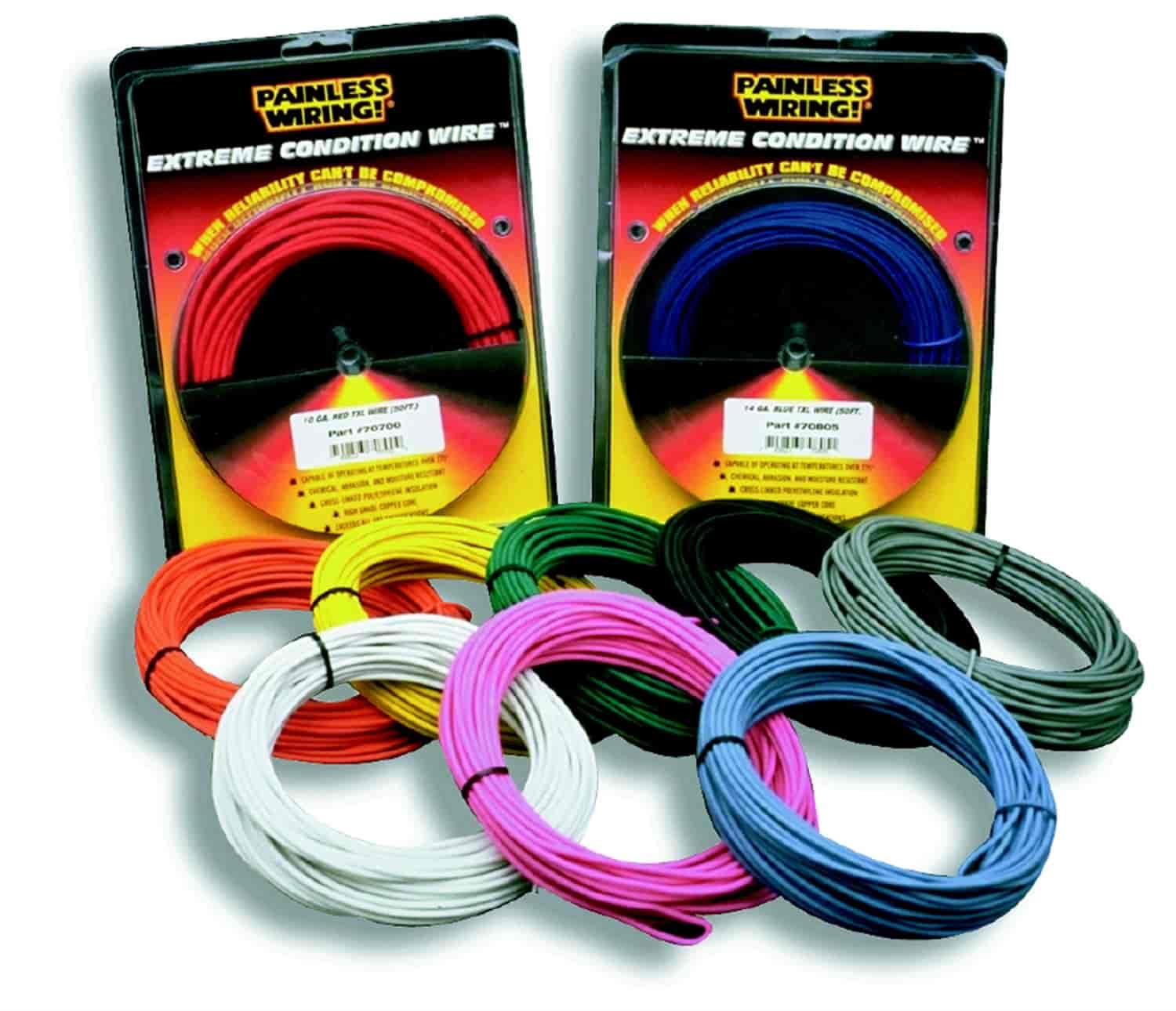 Painless Performance Products 70714 - Painless Extreme Condition Wire