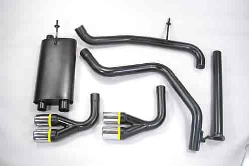 Pace Setter 88-1474 - Pace Setter Monza Performance Exhaust System