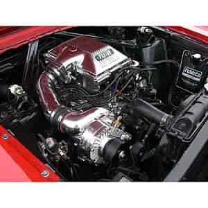 Paxton 1001839SLP - Paxton Supercharger Systems 1964-69 Mustang
