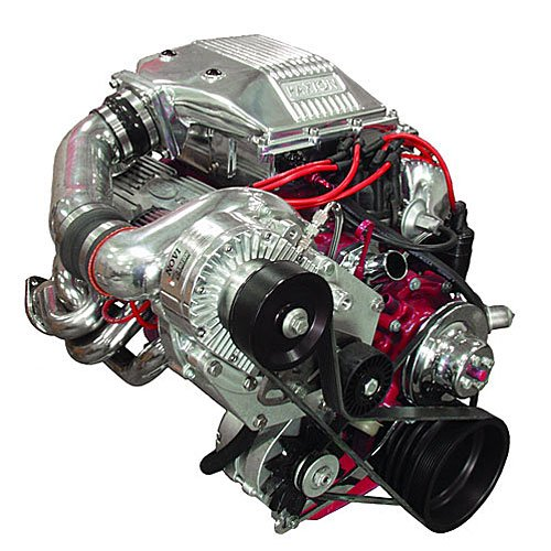 Paxton Supercharger Systems 1964-69 Mustang   JEGS