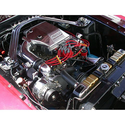 Paxton 1001848P - Paxton Supercharger Systems 1964-69 Mustang