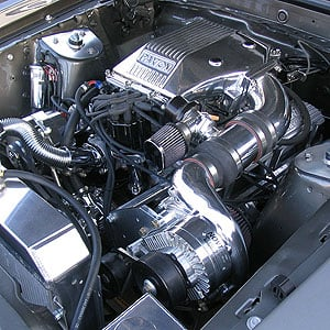 Paxton 1001844 - Paxton Supercharger Systems 1964-69 Mustang
