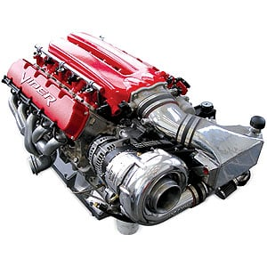 Paxton 1201840P - Paxton Supercharger Systems 2003-06 Viper SRT-10