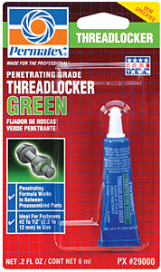 Permatex 29000 - Permatex Threadlockers