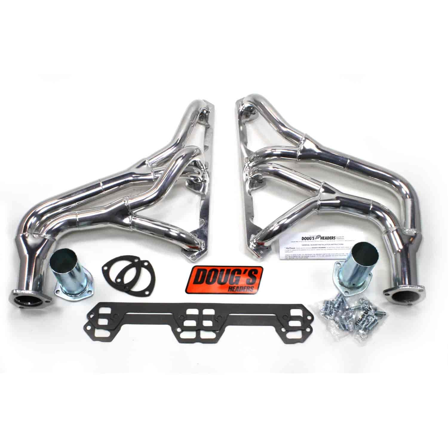 Doug's Headers D1104Y - Doug's Headers for AMC/Jeep Truck/SUV