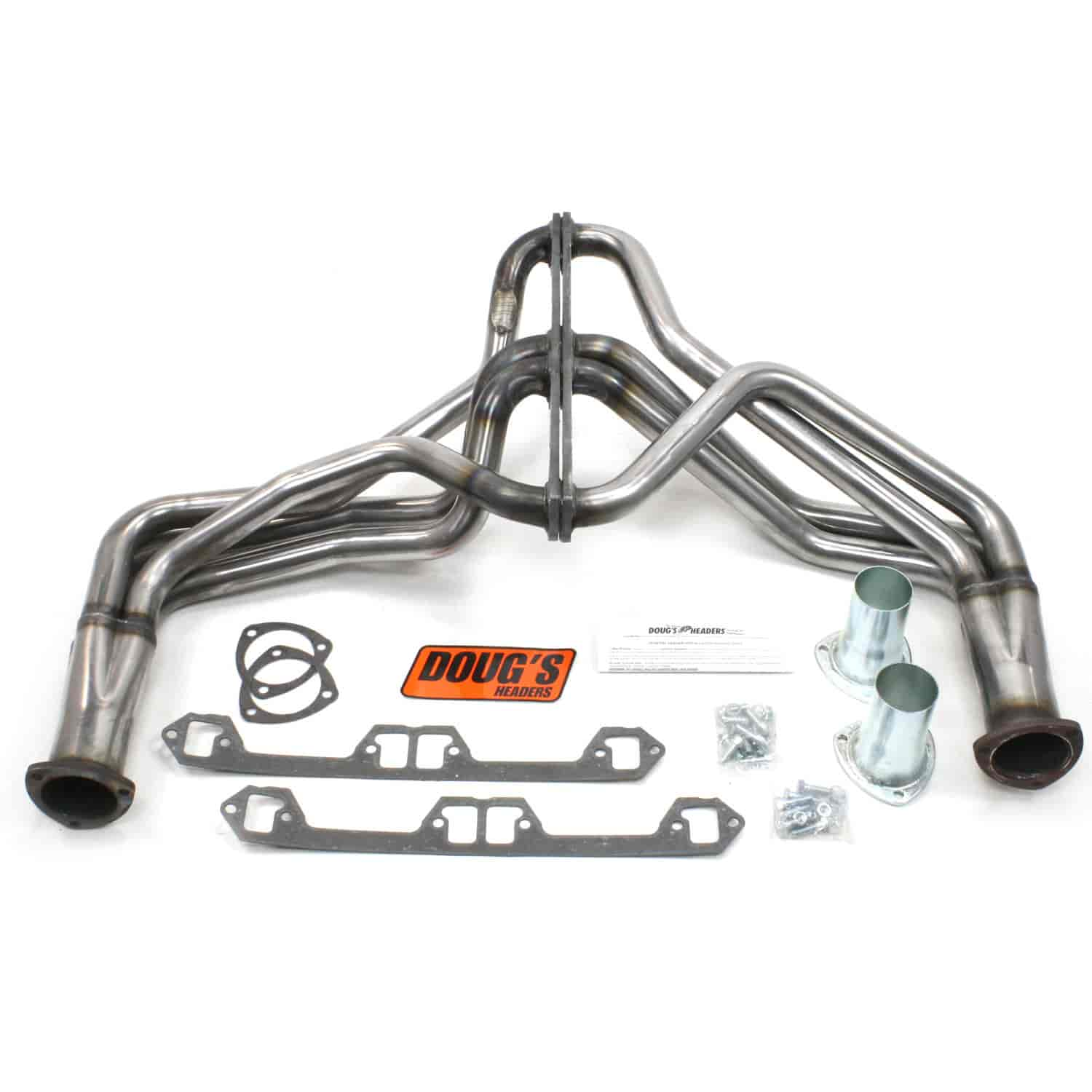 Doug's Headers D190-R - Doug's Headers for AMC/Jeep Truck/SUV