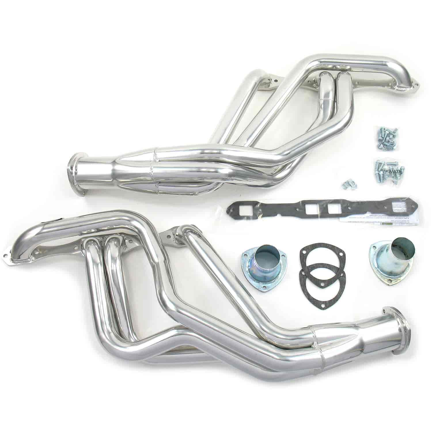 776 d452 doug's headers d452 metallic ceramic coated headers 1962 1974 Electric Exhaust Cutouts Kits at n-0.co