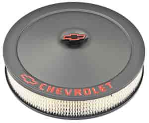 Proform 141-752 - Officially Licensed Chevrolet Black Crinkle Finish Dress-Up Kit