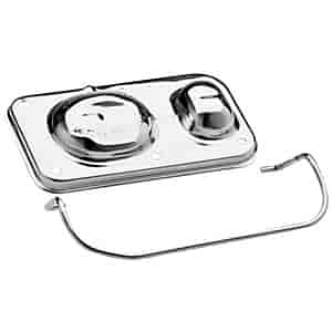 Proform 66110 - Proform Chrome Master Cylinder Covers