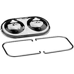 Proform 66111 - Proform Chrome Master Cylinder Covers