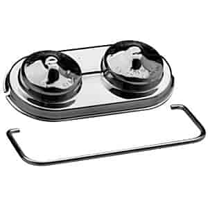 Proform 66112 - Proform Chrome Master Cylinder Covers