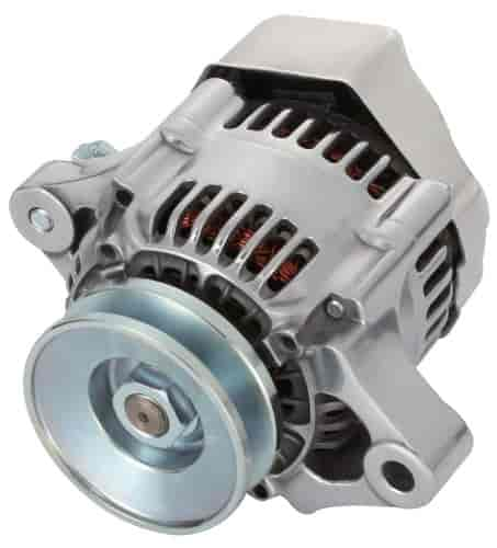 Proform 66433 1 wire mini alternator 50 amp in polished finish jegs asfbconference2016