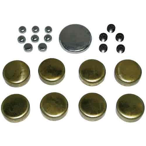Proform 66550 - Proform Brass Freeze Plug Kits