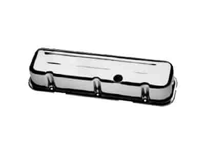 Proform 66716 - Proform Chrome Plated Stamped Steel Valve Covers