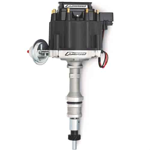 Proform High Performance HEI Distributor & Coil for Big Block Ford 429/460,  351C, & 351/400M with Black Cap