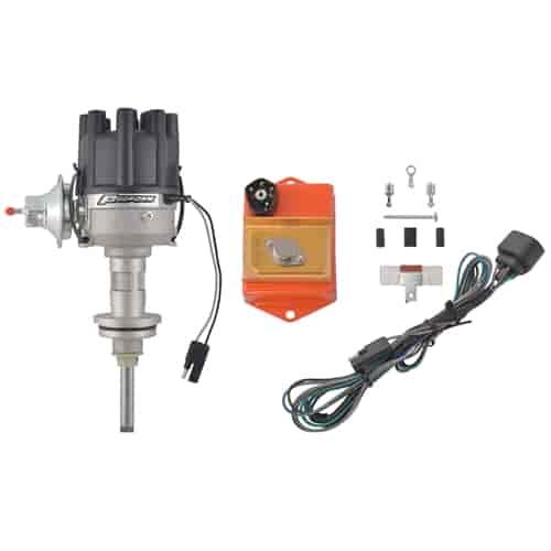 Proform 66991 Electronic Distributor Conversion Kit for Chrysler – Dodge 360 Ignition Wiring
