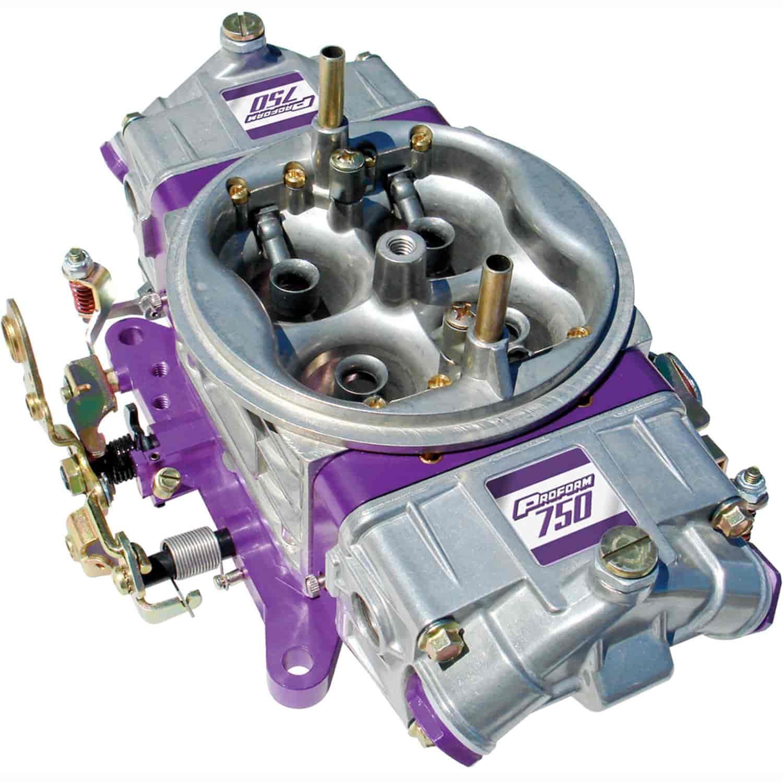 proform 67200 race series mechanical secondary carburetor 750 cfm
