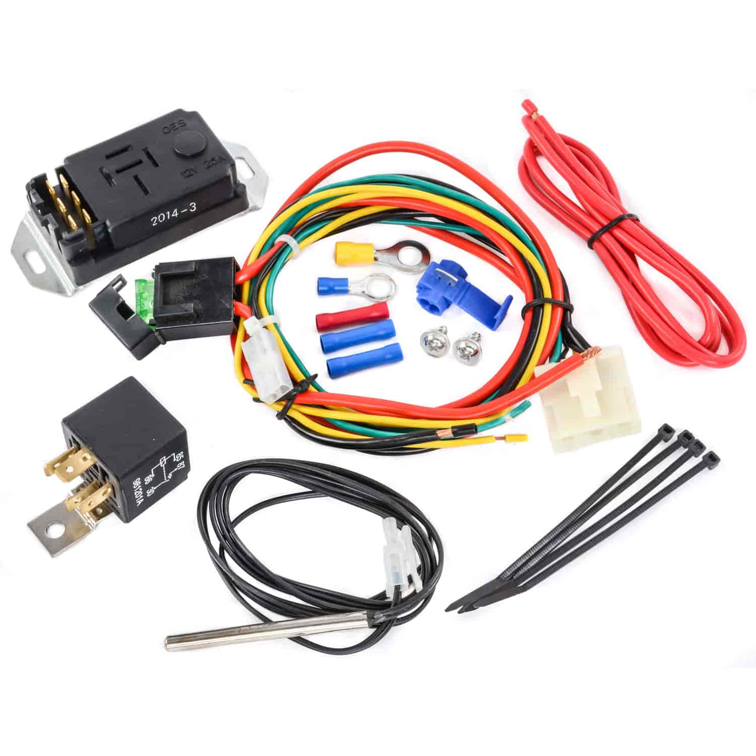 Proform 69599 adjustable electric fan controller kit with push in proform 69599 asfbconference2016 Images