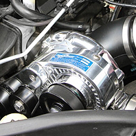 ProCharger High Output Intercooled Supercharger System P-1SC-1 2012-2017  Jeep Grand Cherokee SRT8 6 4L