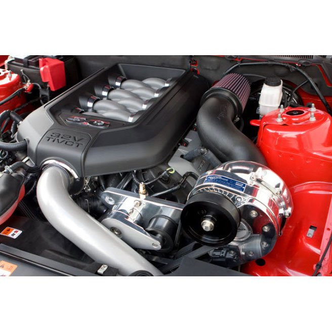 Supercharged Mustang Tires: ProCharger 1FR212-P1XPP: Stage II Intercooled Supercharger