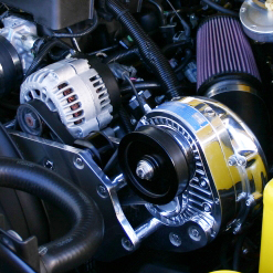ProCharger High Output Intercooled Supercharger System P-1SC-1 1999-2003 GM  4 8L 5 3L Truck/SUV