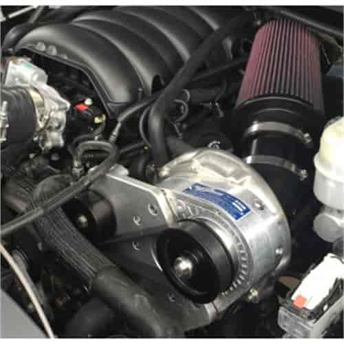 Chevy Diesel Blower: ProCharger 1GV212-62: High Output Intercooled Supercharger