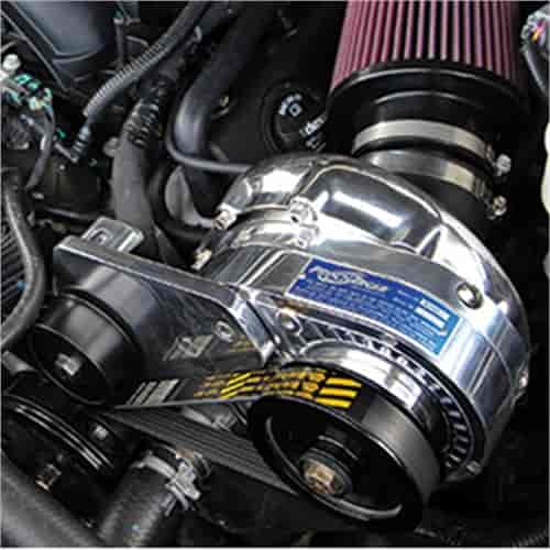 Chevy Diesel Blower: ProCharger 1GV212-62PPH: High Output Intercooled