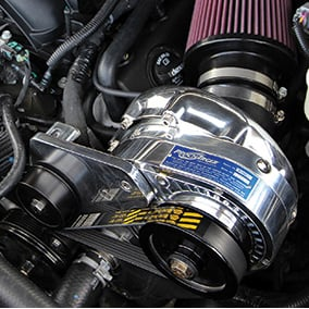 ProCharger High Output Intercooled Supercharger System P-1SC-1 2014-2017  5 3L GM Truck/SUV 1500/2500