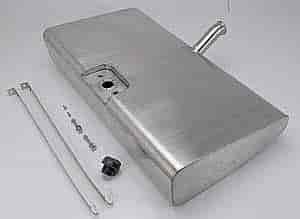 Rick's Hot Rod Shop 012010 - Rick's Hot Rod Shop Stainless Steel Carbureted Gas Tanks